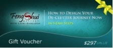 How to Design Your De-clutter Journey Now